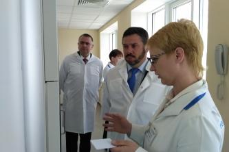 Визит посла Литвы на предприятие Нативита