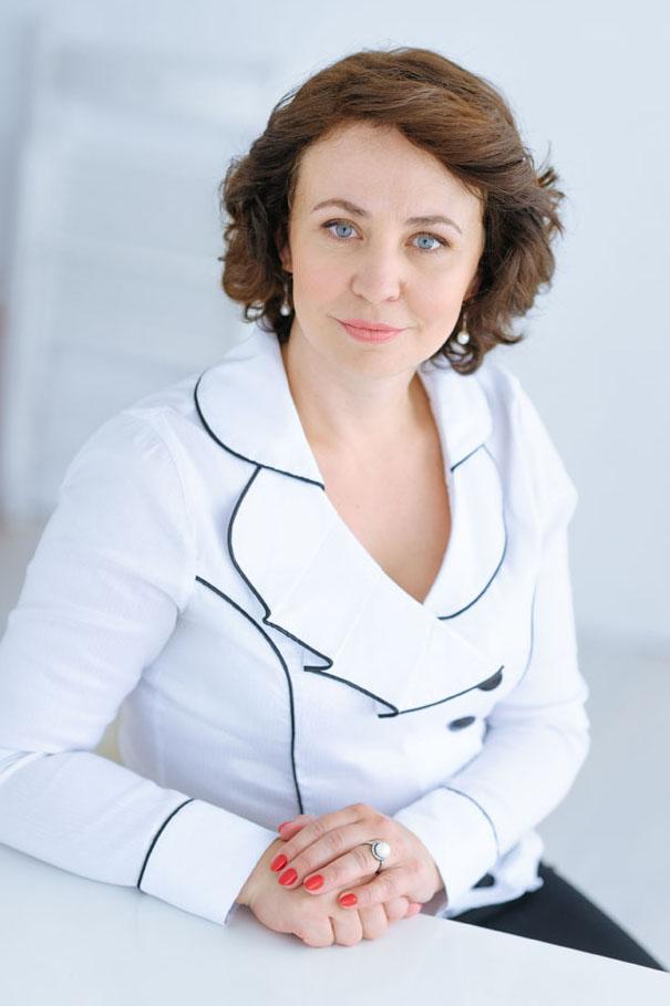 Елена Данина